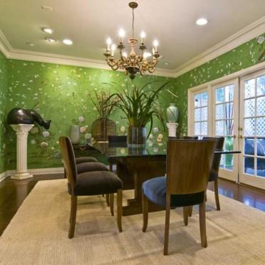 d co salle manger mur. Black Bedroom Furniture Sets. Home Design Ideas