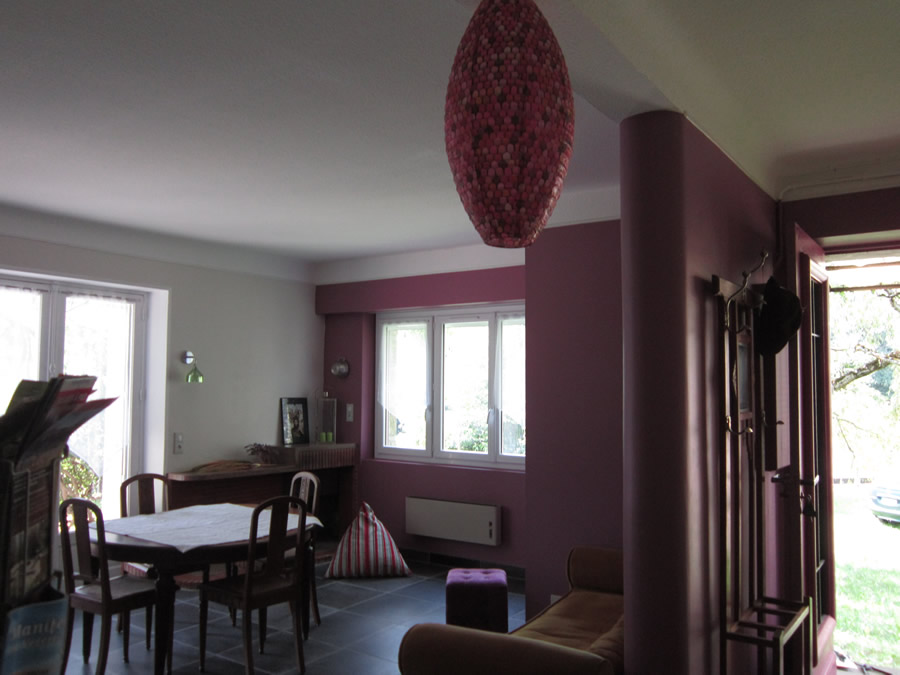 Idee Couleur Salle A Manger. Great Affordable Couleur Salle A Manger ...