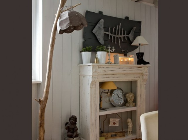 d coration manteau chemin e. Black Bedroom Furniture Sets. Home Design Ideas