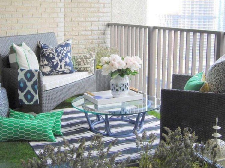 d co balcon facile. Black Bedroom Furniture Sets. Home Design Ideas