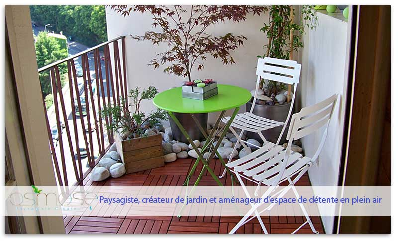 Petit balcon zen vo82 jornalagora for Deco appartement zen