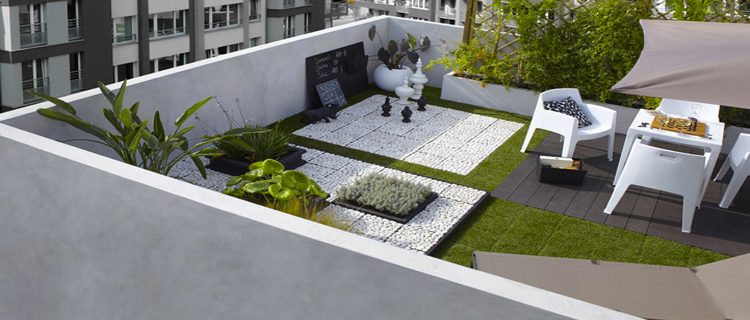 D co idee jardin terrasse for Deco terrasse jardin