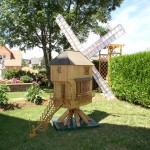 D co moulin a vent jardin for Moulin a vent deco
