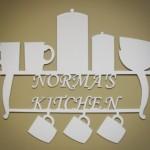 déco murale design cuisine