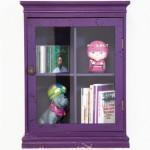 déco murale violetta