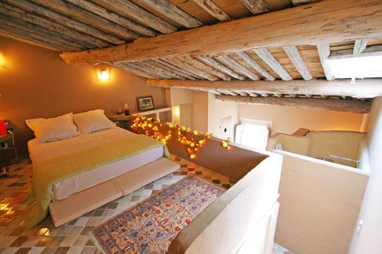 Photo déco petite chambre avec mezzanine - Photo Déco