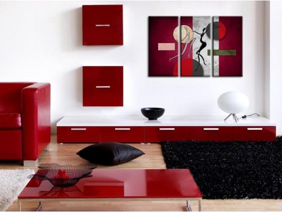 d co murale design peinture. Black Bedroom Furniture Sets. Home Design Ideas