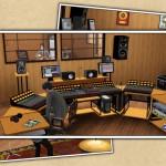 déco studio radio