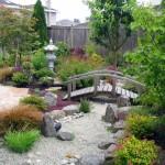 décoration idée jardin zen