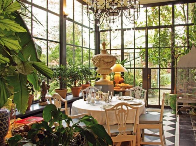 univers décoration jardin de charme