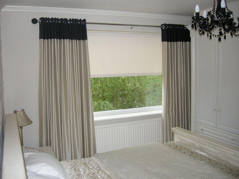 décoration tringles à rideaux