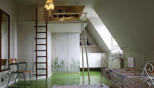 Mezzanine chambre hauteur solutions pour la d coration int rieure de votre - Chambre en mezzanine ...