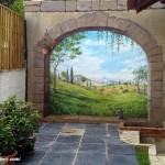déco murale italie