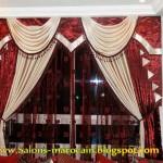 décoration rideau occultant