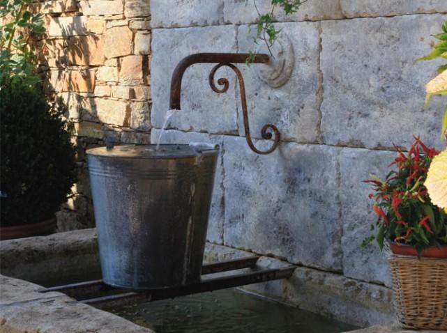 déco jardin a l'ancienne