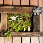 déco murale jardin