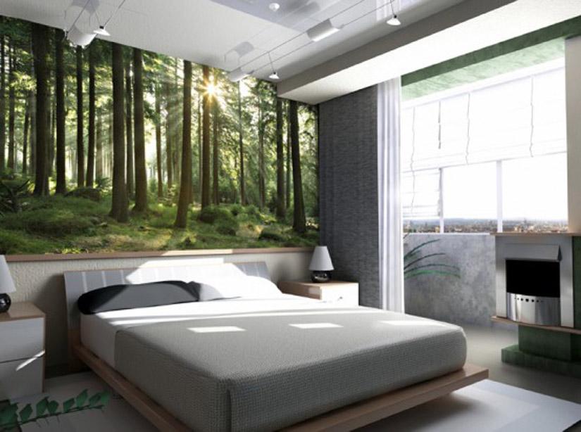 Decoration Mur Chambre A Coucher - Amazing Home Ideas ...
