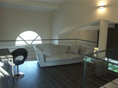 décoration bureau mezzanine