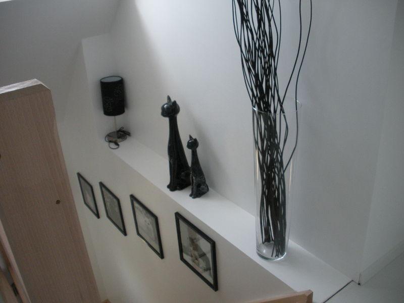 D coration escalier mezzanine for Decoration montee d escalier