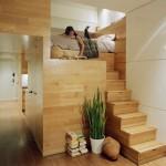 décoration escalier mezzanine