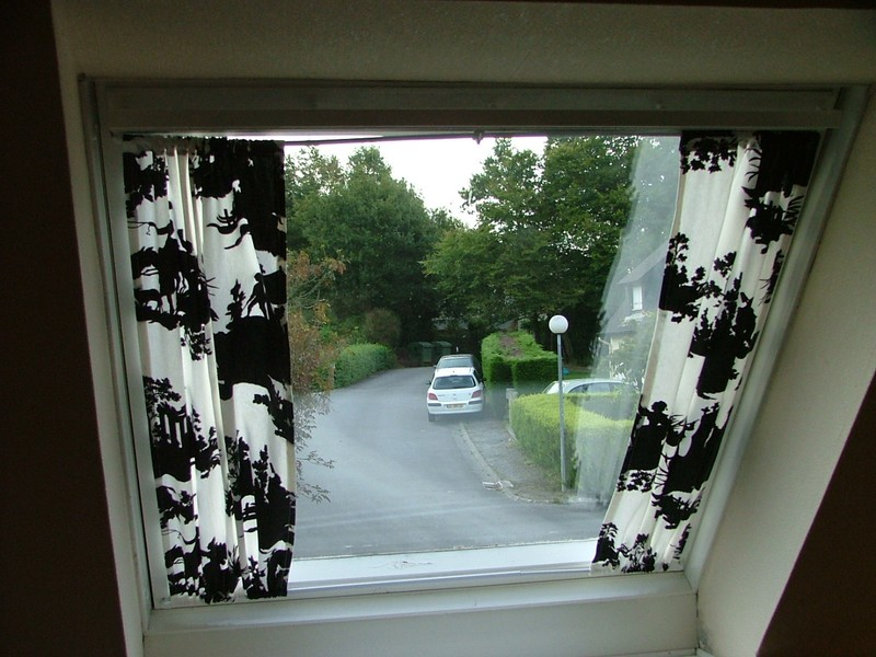 Bevorzugt idée décoration idee rideau velux SL35