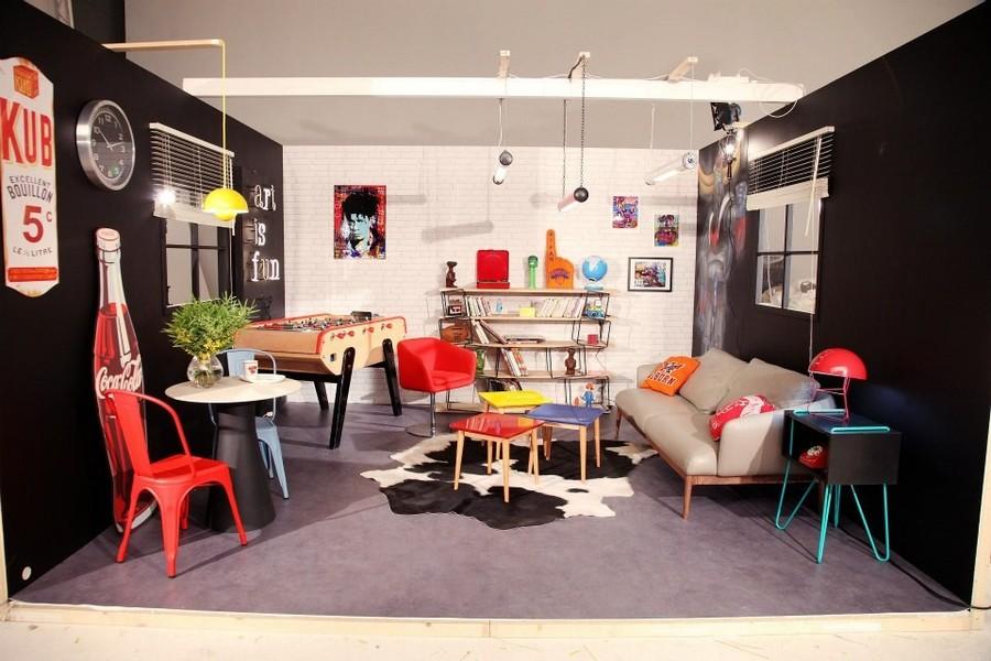 D coration idee studio 35m2 - Studio decoratie ...