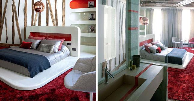 aménagement décoration idee studio 35m2 - Photo Déco