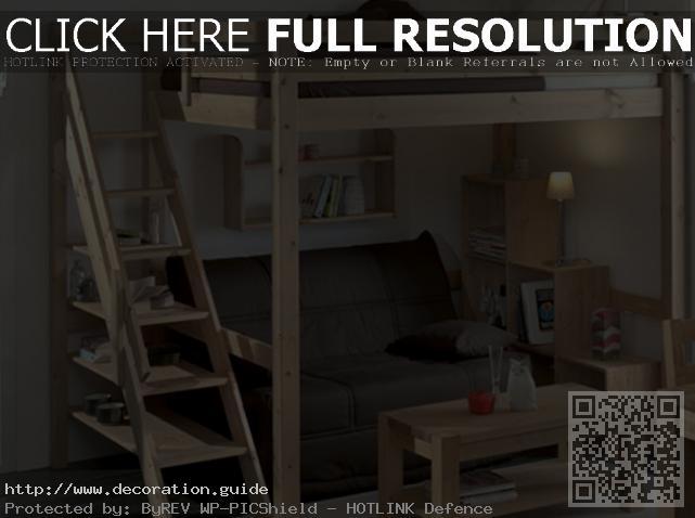 décoration mezzanine chambre