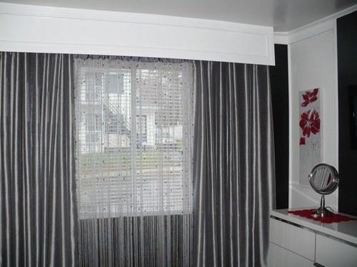 Jolie Dcoration Rideaux Chambre Coucher