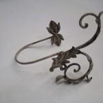 décoration rideaux métal
