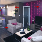 décoration studio tendance