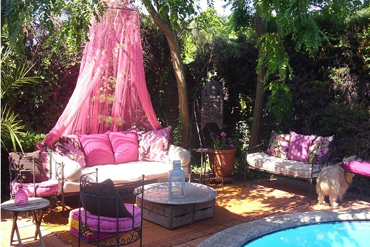 Best Decoration Jardin Nuit Images - Home Decorating Ideas ...
