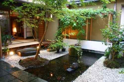 D co jardin zen japonais for Decoration de jardin japonais