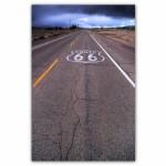 déco murale route 66