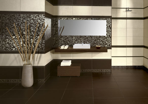 Déco Murale Salle De Bain - Deco mur salle de bain