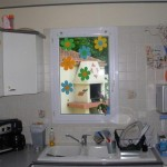 déco rideau de cuisine