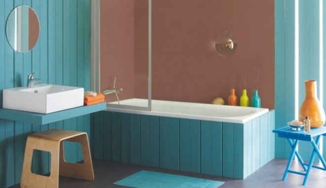 Stunning Salle De Bain Enfant Coloree Ideas - Awesome Interior Home ...