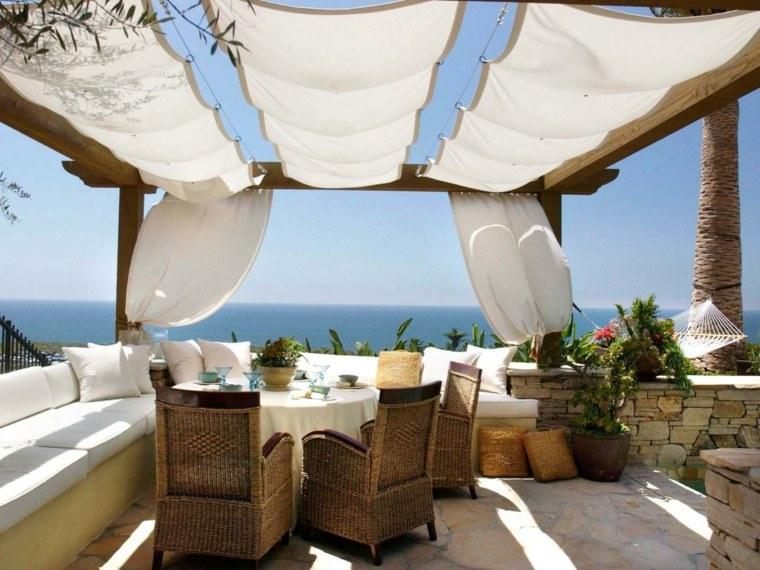 idée décoration jardin bord de mer - Photo Déco