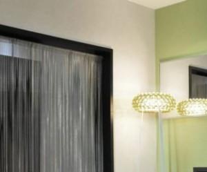 décoration rideaux ikea