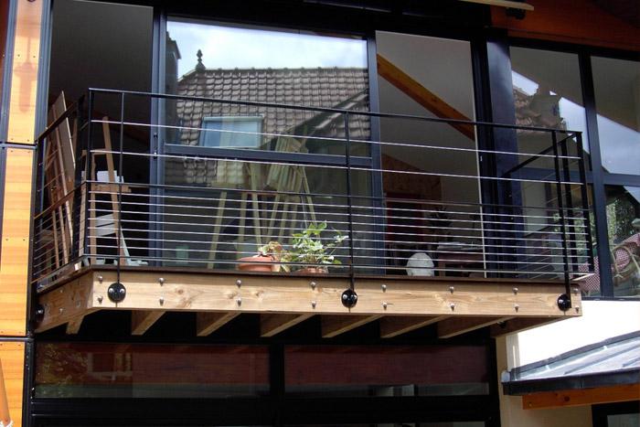 balcon art déco