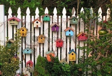 Emejing Deco Jardin Avec Recuperation Ideas - Design Trends 2017 ...