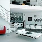 déco mezzanine moderne