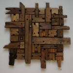 déco murale bois
