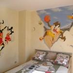 déco murale chambre