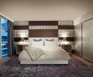 déco murale chambre à coucher