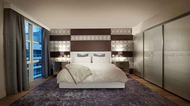 Stunning Decoration Mur Chambre A Coucher Pictures - Design Trends ...