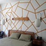 déco murale geometrique