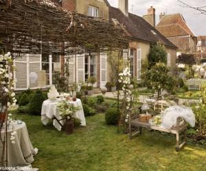 D co jardin style campagne - Blog deco maison jardin campagne ...