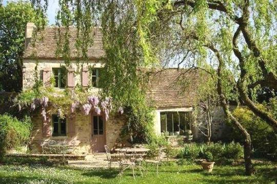 D coration jardin style campagne - Deco jardin campagne ...