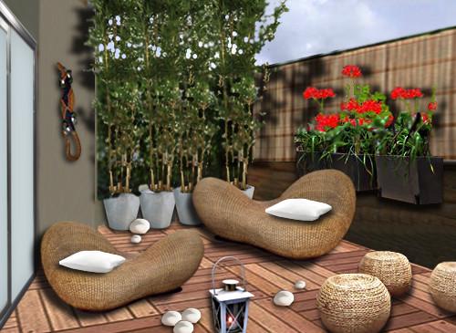 Bien-aimé Awesome Idee Amenagement Balcon Ideas - Transformatorio.us  QK51